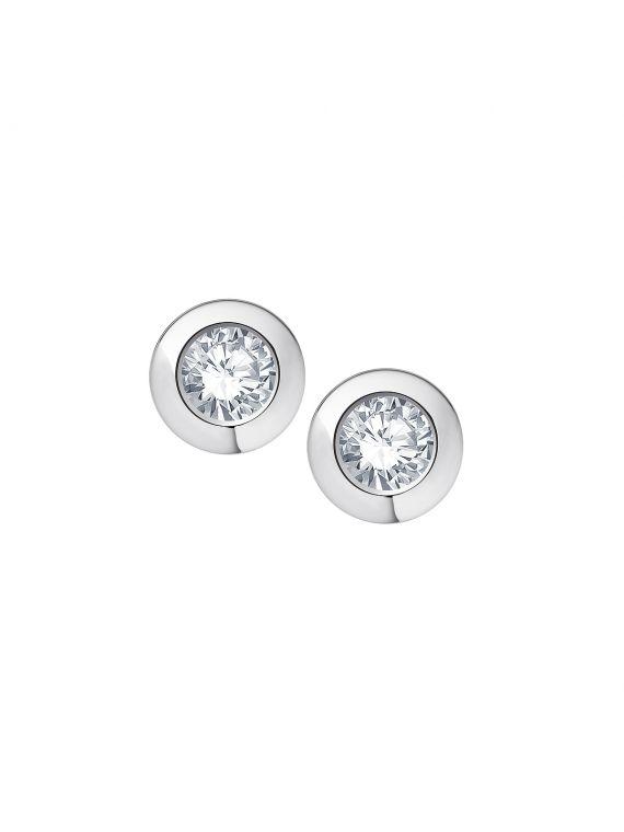 0,20 Ct Täppkõrvarõngad teemantidega