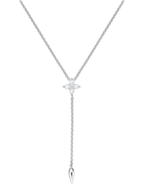 Collier EH004855 P7634 5bril 030ct