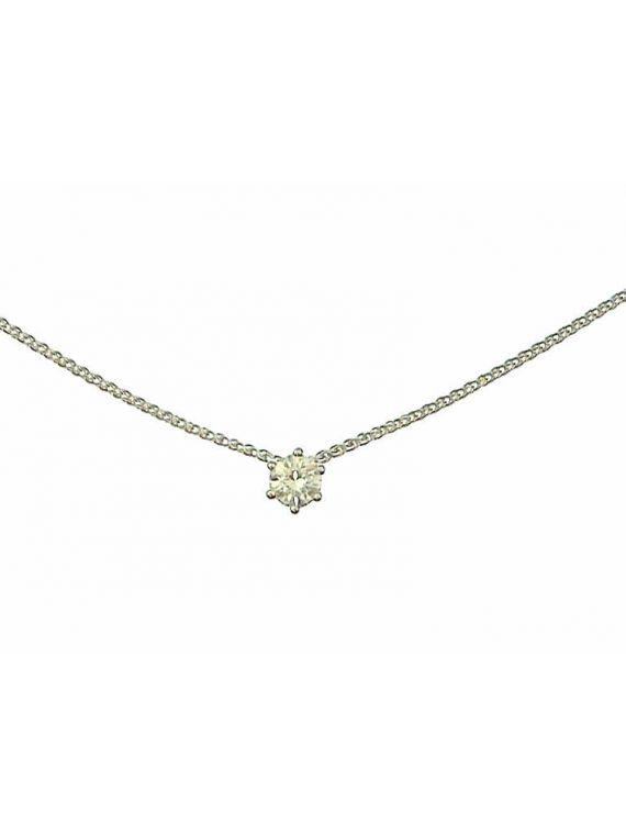 diamond teemantidega kaelakee