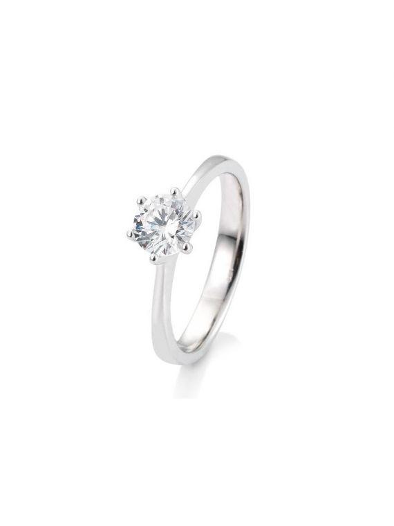 Kuldsõrmus teemantiga BREUNING 1,00Ct