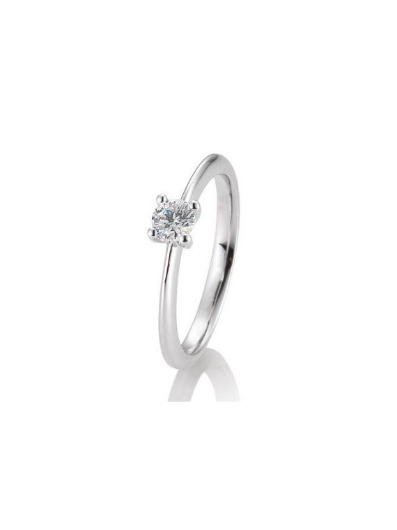 Kuldsõrmus teemantiga BREUNING 0,30Ct