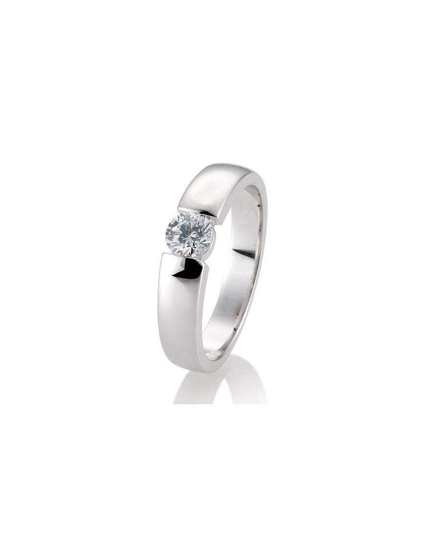 Kuldsõrmus teemantiga BREUNING 0,40Ct