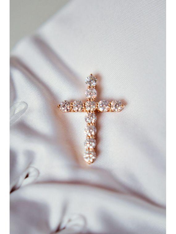 Rist teemantidega