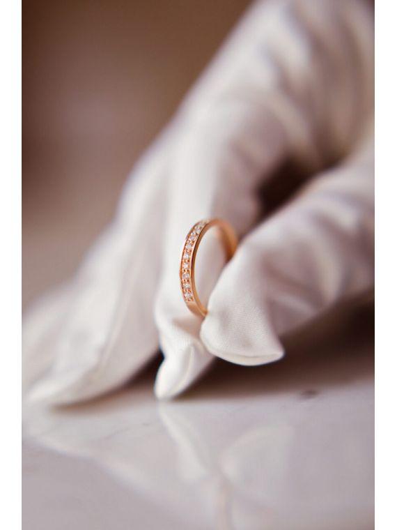 sõrmus teemantidega