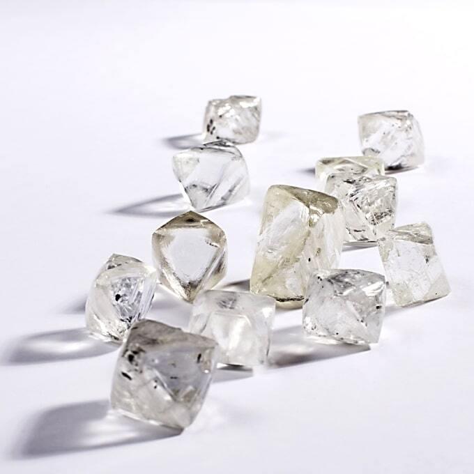 История добычи алмазов